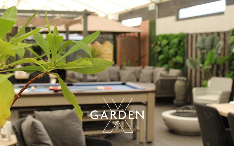 Garden X Showroom
